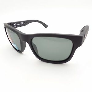 Spy Optics Hunt Matte Black Happy Gray Green New Sunglasses ... ef2adc34cf
