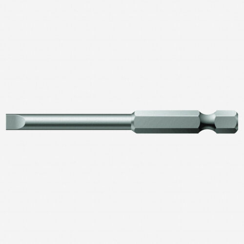Wera 05059452001 1 x 5.5 x 152mm Slotted Power Bit