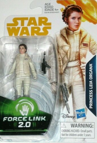 NEW MIP 10 2017 STAR WARS FORCE LINK 1.0 /& 2.0 Action Figures CHARACTERS Lot