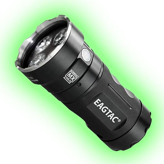 Eagletac MX30L4XC XPG2 S2 Flashlight Searchlight Kit Model 4800 Lumens