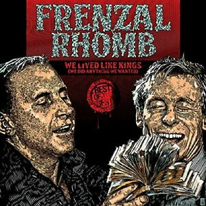 Frenzal-Rhomb-We-Lived-Like-Kings-We-Did-Anything-We-Wanted-VINYL-LP