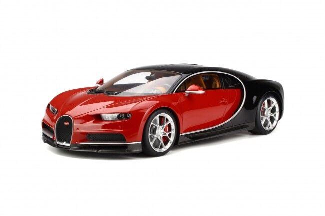 Bugatti  ron ITALIA ROSSO 1 of 350 1 12 KYOSHO ksr08664rz NUOVO & OVP