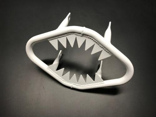 XFR ELITE SERIES JAWS ALUMINUM FRONT BUMPER HONDA TRX250EX 250EX TRX250X