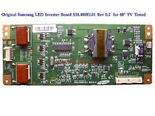 """Original Samsung LED Inverter Board SSL400EL01 Rev 0.2  for 40"""" TV Tested"""