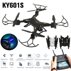 KY601S-Drone-RC-Quadcopter-With-HD-Camera-1080P-Foldable-Aircraft-Remote-Control