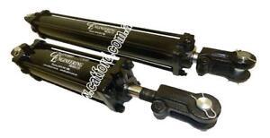 Hydraulic-Ram-Cylinder-Black-Line-Tie-Rod-Clevis-Ends