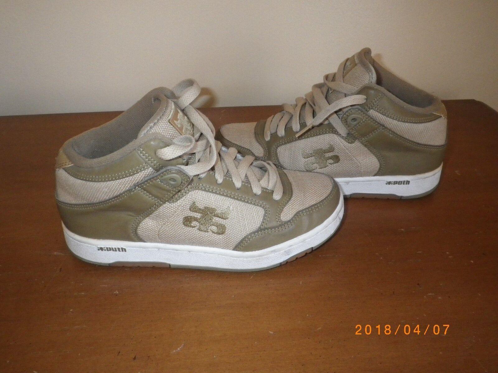 Ipath Oconnor Skate Sneaker Size 5 Mens Boys Keep On Pushing Shoes Stash Pocket