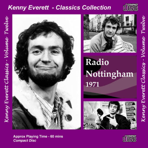 Pirate Radio Kenny Everett Specials Multilistings Updated 9th September 1970