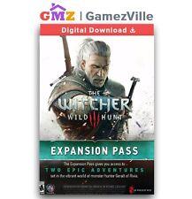 The Witcher 3: Wild Hunt - Expansion Pass DLC Steam Download Link [EU/US/MULT]