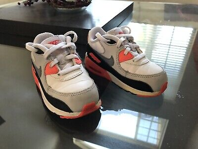 Infant Nike Air Max 90 Infrared Red