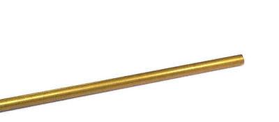 """3//8/"""" .375/"""" C360 Brass Solid Round Bar Rod H02 6/"""" Piece"""