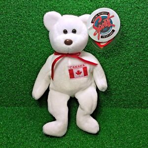 Image is loading Unbelievably-RARE-Maple-Bear-Ty-Beanie-Baby-Special- c30801c730f