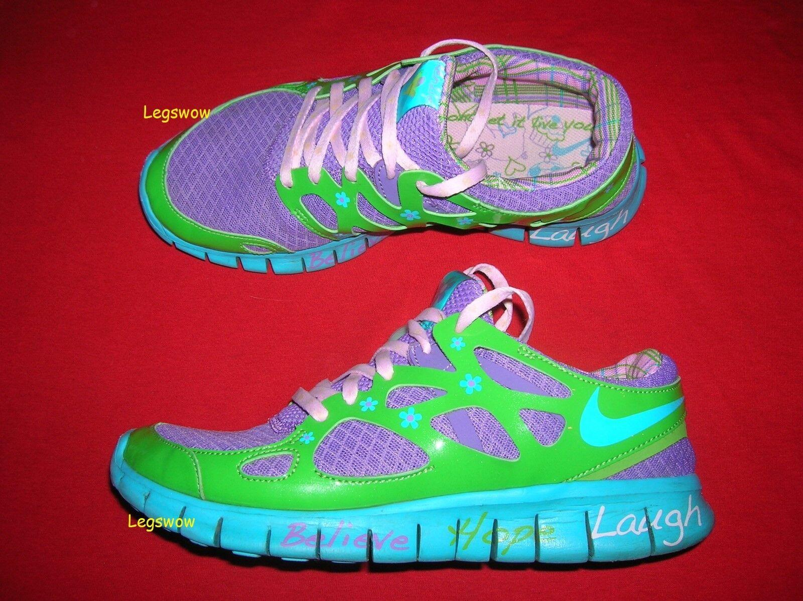 reputable site 2bc8d a4386 Nike libero 2 db bg giovani doernbecher scarpe viola 8 giovani bg donne  scarpe verdi 6,5 7d1f50