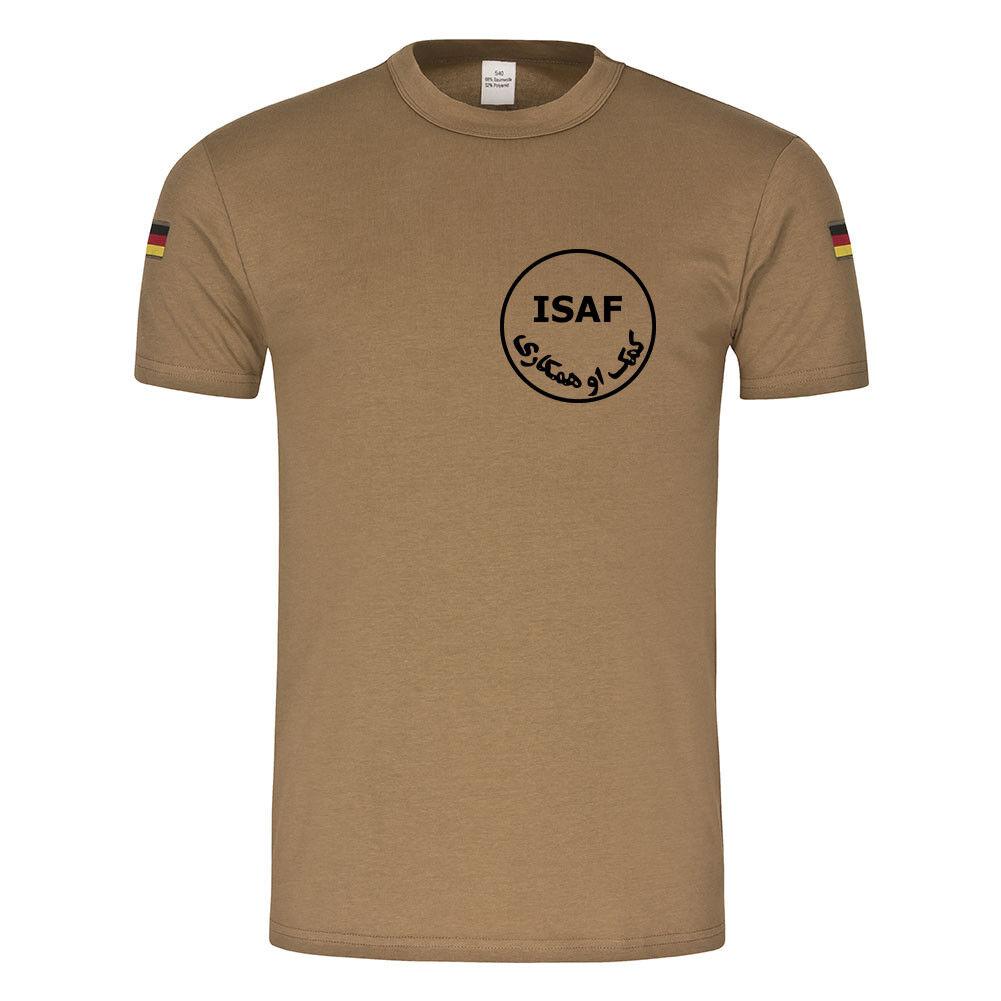 Mazar e Sharif 2003 BW Auslandseinsatz Einsatz Kontigent Veteran T-Shirt