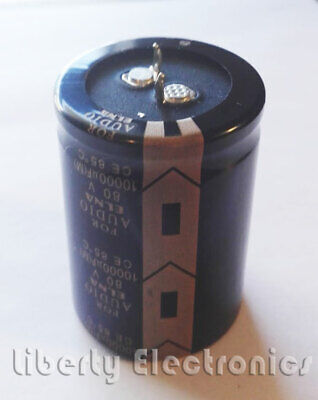 NEW 6800 uF by 160V ELECTROLYTIC CAPACITOR 70x35mm