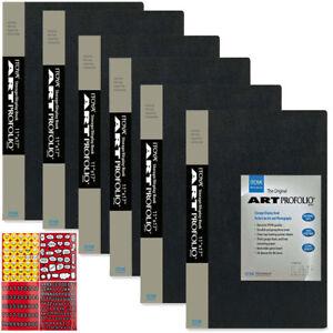 ITOYA-Art-Profolio-Original-11-x-17-Storage-Display-Photo-Album-48-Sheets
