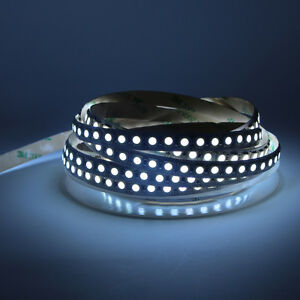 RGB-LED-Strip-Lights-Waterproof-5050-5M-12V-600-LEDs-Tape-string-lamp-white-blue