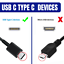 miniature 2 - Wholesale Lot USB C Type C Cable Fast Charger For Samsung S8 S9 S10 Note 10 Bulk