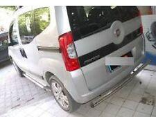 Fiat Fiorino / Peugeot Bipper rear bumper bar protector 2008 Onwards