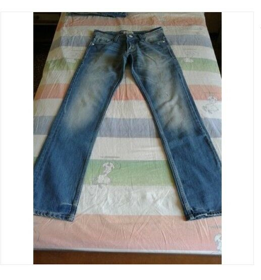 SELECTED HOMME JEANS CASUAL PRPS STONE MAN ISLAND