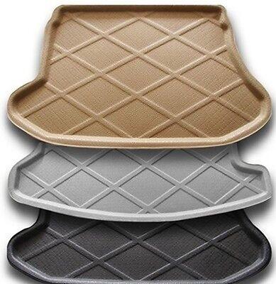 Rubber Foam Trunk Tray Liner Cargo Mat Floor Protector For Subaru XV 2012+