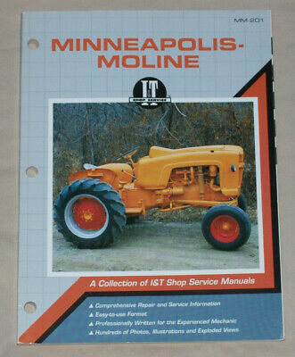 IT Shop Avery BF Tractor Service Manual Agricultural & Construction  Machinery zuiverlucht TractorsZuiverlucht