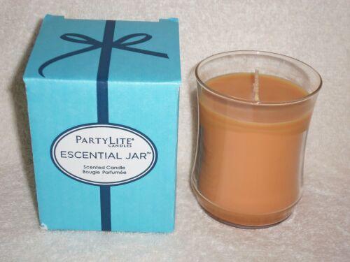 Partylite Caramel Pear Escential Jar RETIRED