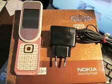 Nokia 7373 OVP  Simfrei  Bediener Heft in D  super ok gebr Art. 28 H