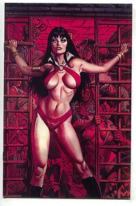Vampirella-Quarterly-Halloween-2008-1-C-Harris-NM-Dan-Brereton-Virgin-Variant