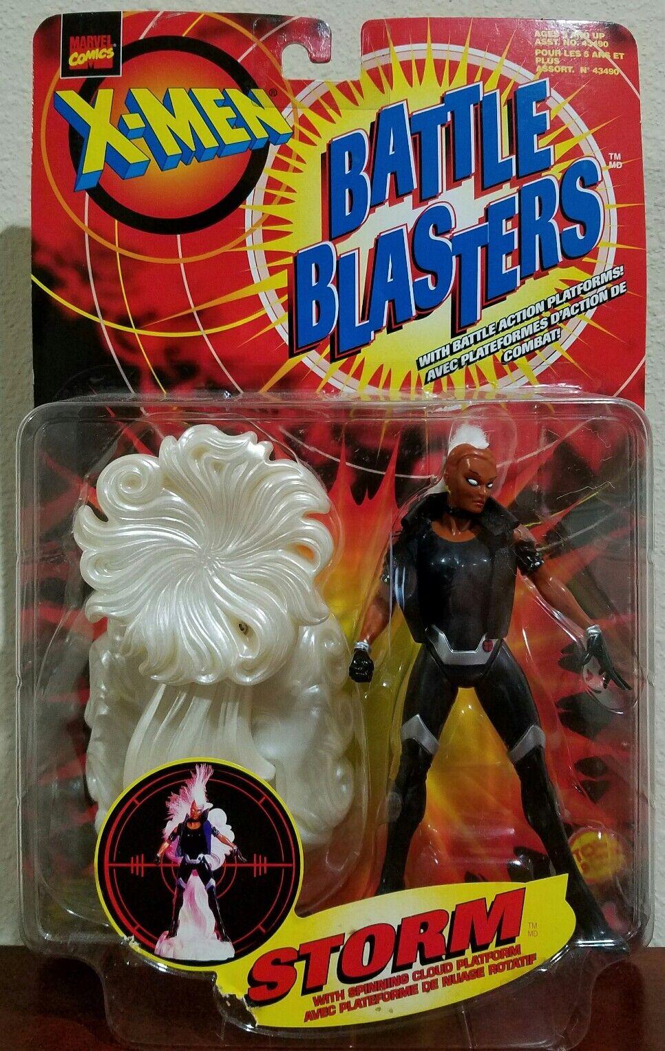 Storm Mohawk batalla Blasters X-Men Dark Phoenix Supernova 2018 película