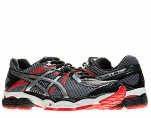 793882abf34 NIB ASICS GEL-Flux 2 Running Shoe T518N-7491 Gray Blk Red Men s Sz ...