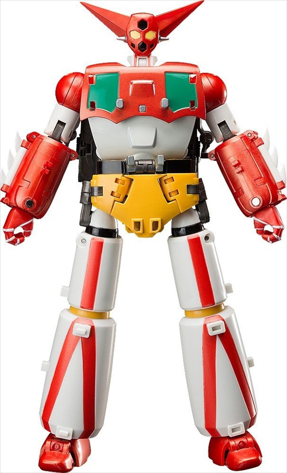 FREEing Getter Robo Dynamic Change R Getter Robo Pre-painted Action Figure NEW
