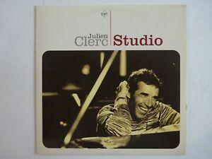 JULIEN-CLERC-STUDIO-13-TITRES-CD-Album-Promo