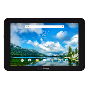 Verizon Wireless QTAXIA1 Ellipsis 10 inch 32GB HD 4G LTE Android WiFi Tablet