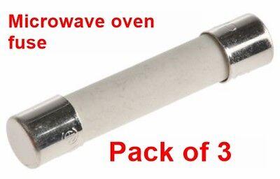 PC1468 Quick Blow Ceramic Fuse 10A 32mm x 6.3mm 10 Amp x 1
