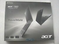 Acer Travelmate 8371 13 Laptop Intel Core2 Su9400 1.4ghz 2gb Ram 320gb Hdd