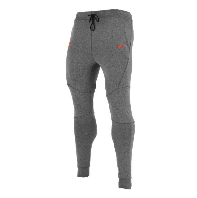 date de sortie: remise spéciale sélectionner pour l'original Nike FC Barcelona Tech Fleece Joggers - Medium Carbon Heather AA1935-095 -  New