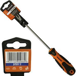 Tack Nail Lifter Remover / Pin Removal Pry Bar Tool Soft Grip Handle