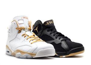 separation shoes 55031 e8e5d Details about BRAND NEW DS 2012 NIKE AIR JORDAN 6 7 GMP Golden Moments Pack  VI VII Size 9.5