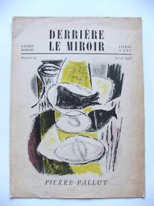 DLM-DERRIERE-LE-MIROIR-N-9-PIERRE-PALLUT-MAEGHT-1948-EDITION-ORIGINALE