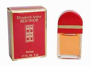 Elizabeth Arden Red Door Miniature Perfume 5ml Parfum Last