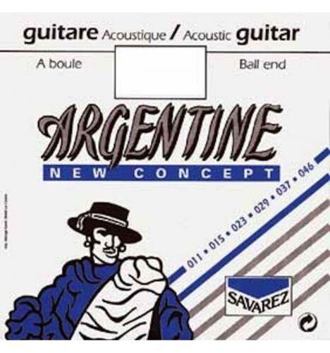 Argentine 1214 Corde de Ré tirant 28 à boule Guitare Manouche