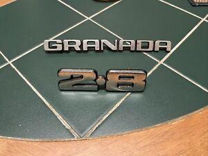 Granada-2-8-Rear-Badge