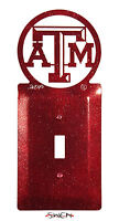 SWEN Products TEXAS A&M AGGIES Light Switch Plate Covers
