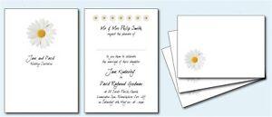 Personalised-Wedding-Invitations-Matching-Envelopes-Daisy-Head-F003
