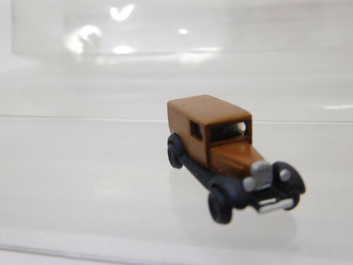 Eso-266 stettnisch modelo 1:160 Oldtimer camiones Braun metallguß