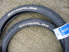"TYRES Schwalbe Magic Mary MTB DH Bike Park 27.5"" 650 26"" 2.35"" Wide Downhill"
