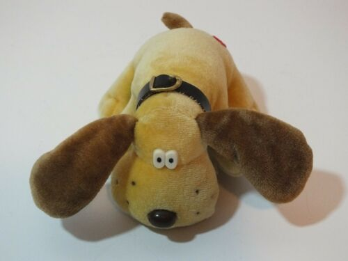 Vintage Kennel Kuddlees Dog Doggie Plush Puppy Tara Toy 1980's Stuffed Animal