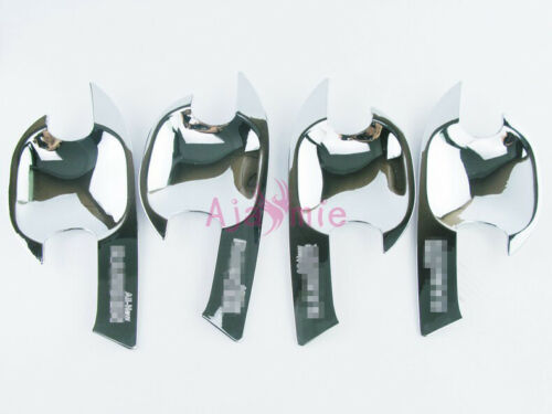For Ford Ranger T6 T7 2012-2016 Door Handle Bowl Chrome Car Styling Accessories