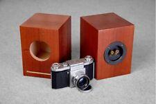 speaker box for Fostex FE87E -FE83E pair Japan models BS-8